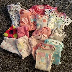 Gerber girl's bundle